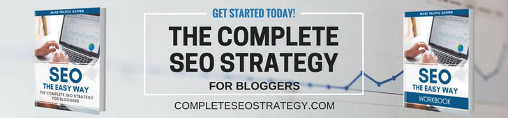 Complete SEO Strategy ebook and workbook