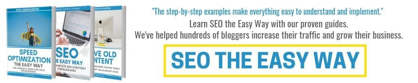 SEO the easy way bundle